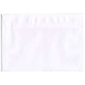 White 7 1/2 x 10 1/2 Envelopes
