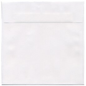 White 8 x 8 Square Envelopes