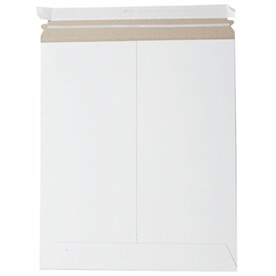 White 12 3/4 x 15 Envelopes