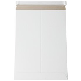White 13 x 18 Envelopes