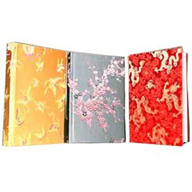 Custom Silk Journals