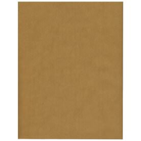 Earth Brown Translucent Closeout Paper & Cover