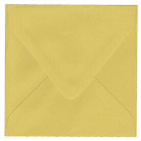 Green 5 3/4 x 5 3/4 Square Envelopes