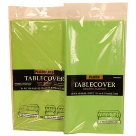 Green Tablecovers