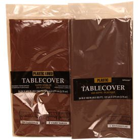 Brown Tablecovers