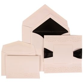 Black Ribbon Square Set