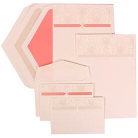 Pink and Ivory Band Set