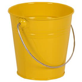 Mini Metal Buckets