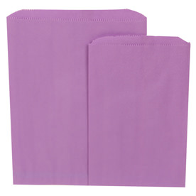 Purple Merchandise Bags