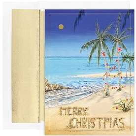 Warm Wishes Christmas Card Sets