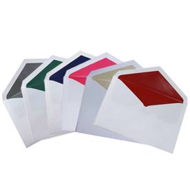 Lined Wedding Envelope Sets