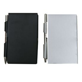 Aluminum Pad with Pen