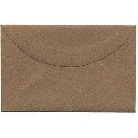 Brown 3drug Envelopes - 2 5/16 x 3 5/8