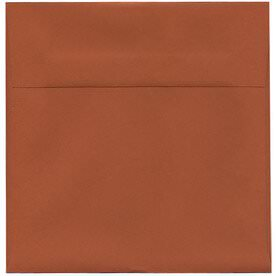 Orange 8 1/2 x 8 1/2 Square Envelopes