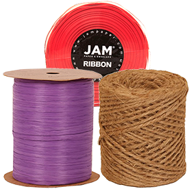 Ribbon, Wraphia, & Twine