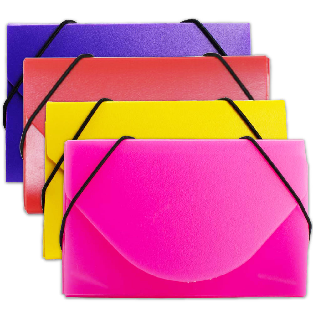 Solid Plastic Business Card Cases