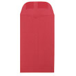 Red #3 Coin Envelopes - 2 1/2 x 4 1/4 - 2