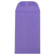 Purple #3 Coin Envelopes - 2 1/2 x 4 1/4 - 2
