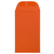 Orange #3 Coin Envelopes - 2 1/2 x 4 1/4 - 2