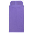 Purple #5 1/2 Coin Envelopes - 3 1/8 x 5 1/2 - 2