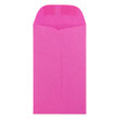 Pink #6 Coin Envelopes - 3 3/8 x 6 - 2