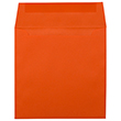 Orange 5 1/2 x 5 1/2 Square Envelopes - 2