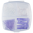 Plastic Clip Assortment Packs