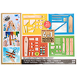 Paint Your Own 4-in-1 Wooden Vehicles Playsets - 2
