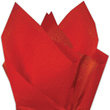 Red Tissue Paper - 1