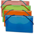 Wide Frosted Business Card Cases