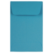 Blue #1 Coin Envelopes - 2 1/4 x 3 1/2 - 1