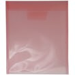 Red Plastic Tuck Flap Closure Envelopes - 1