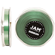 Green Satin Ribbon - 1
