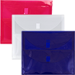 2 Pocket Booklet Envelopes - VELCRO® BrandClosure