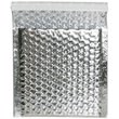 Silver & Grey 6 x 6 1/2 Envelopes - 1