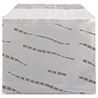 Silver & Grey 5 x 6 1/8 Envelopes - 1