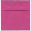 Pink 7 1/2 x 7 1/2 Square Envelopes - 1