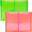 Plastic Envelopes with Elastic Closure