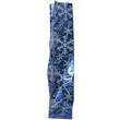 Blue with Snowflake Foil Wine Bags - 1