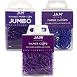 Purple Paperclips