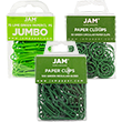 Green Paperclips - 1