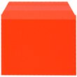 Orange 4 1/4 x 5 11/16 Envelopes - 1