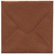 Orange 3 1/8 x 3 1/8 Square Envelopes - 1