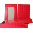 12 x 19 x 3 Red Diamond Box