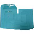 Sea Blue Recycled Brite Hue Envelopes & Paper