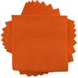 Orange Paper Napkins - 1
