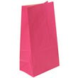 Pink Paper Lunchbags - 1