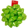 Green Gift Bows - 1