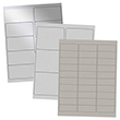 Silver Labels - 1