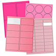 Pink Labels